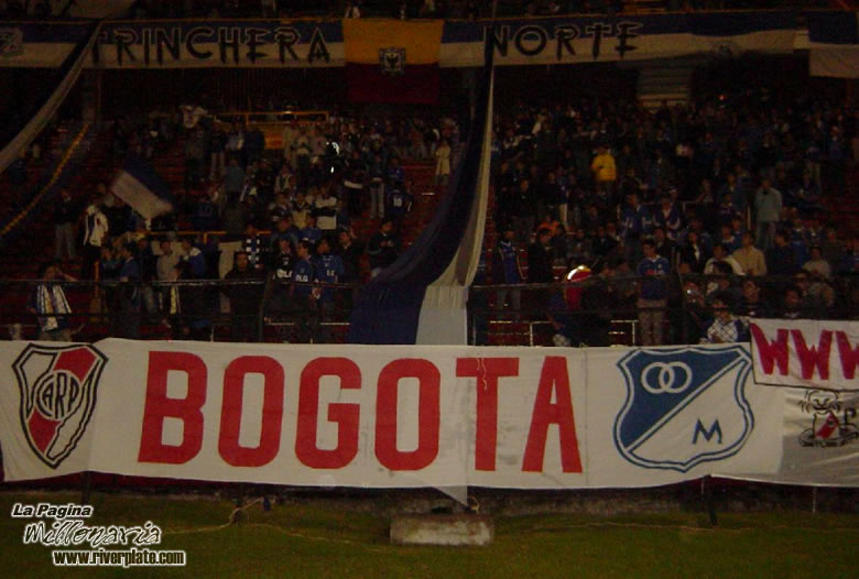 Millonarios vs River Plate 36