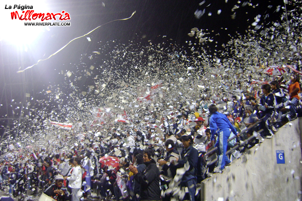 River vs Independiente (Beneficio - Salta 2009)