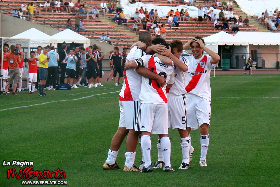 Everton vs River Plate 3
