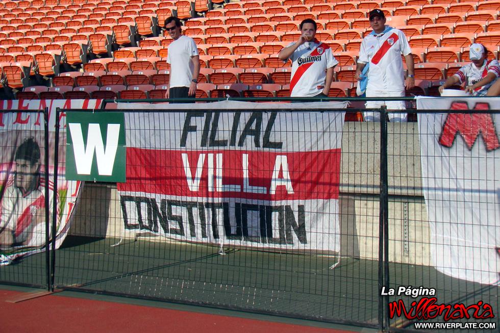 Everton vs River Plate 6