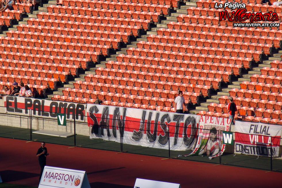 Everton vs River Plate 11