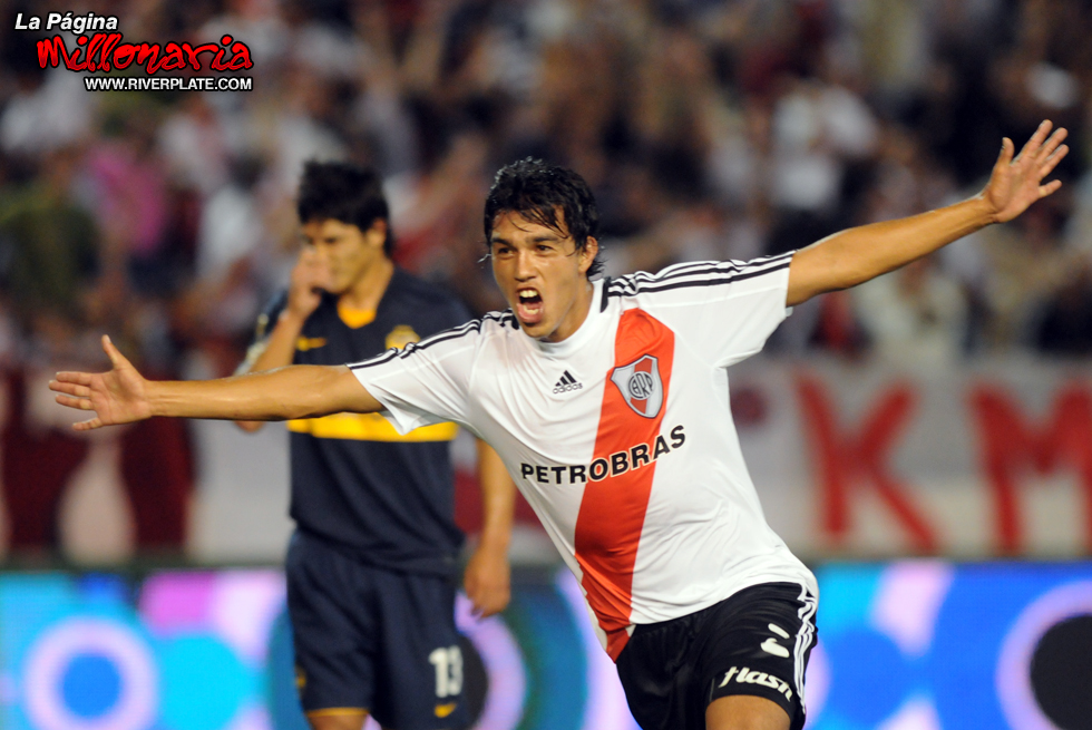 River Plate vs Boca Juniors (Mar del Plata 2009)