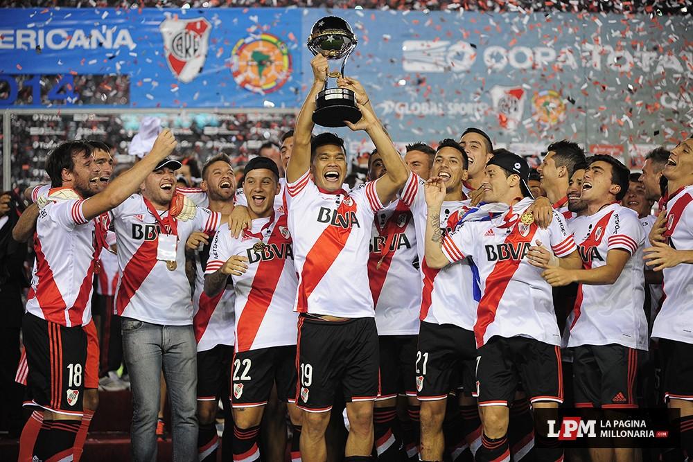 Fotogalería: Copa Sudamericana 2014 - River vs  Atlético