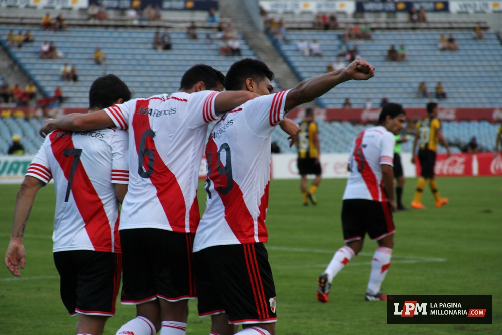 River vs Peñarol (Montevideo - Enero 2015) 43