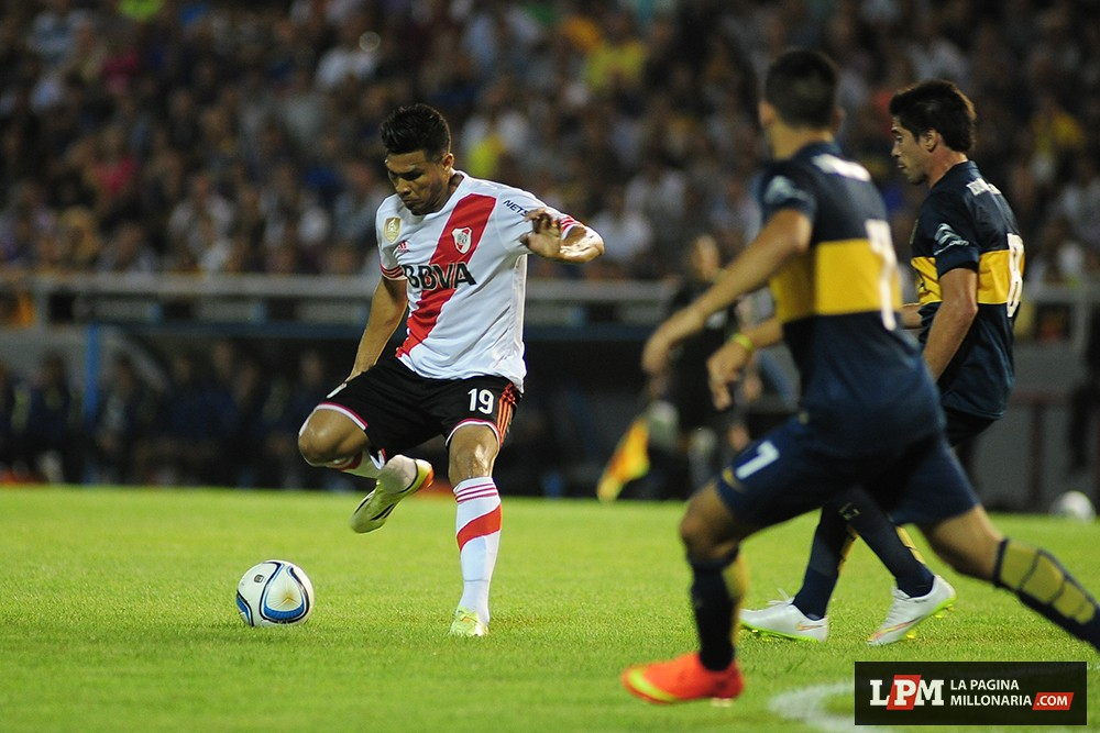 River vs Boca (Mar del Plata 2015)