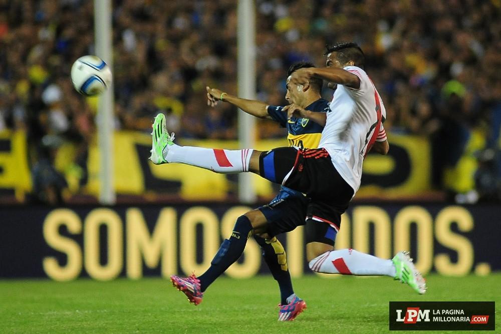 River vs Boca (Mar del Plata 2015) 4