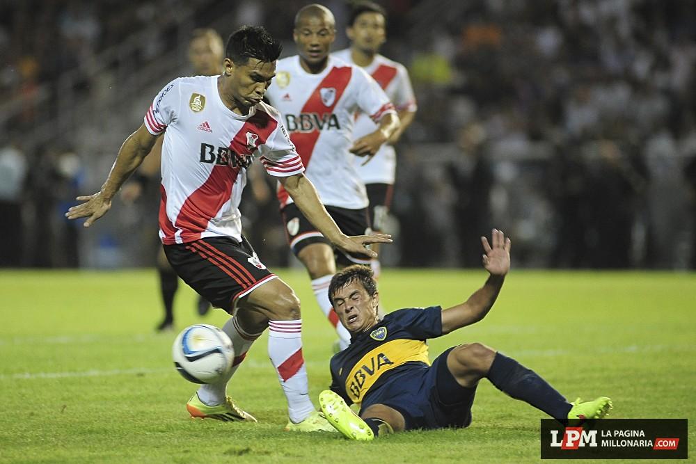 River vs Boca (Mar del Plata 2015) 1