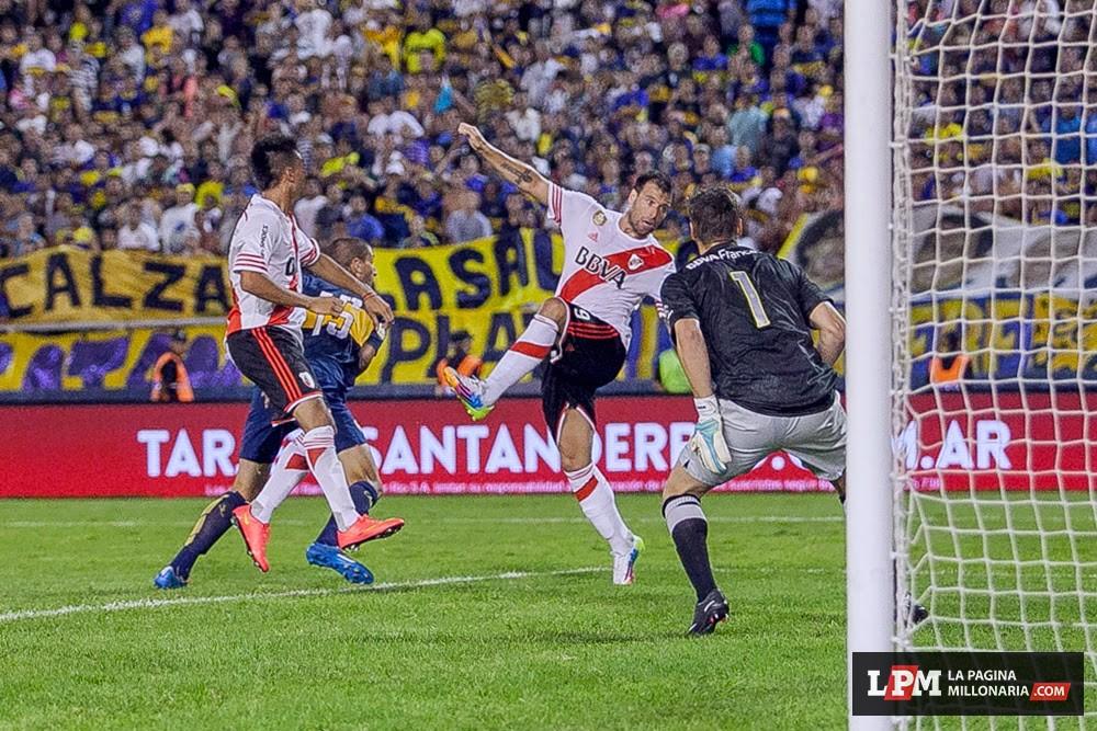 River vs Boca (Mar del Plata 2015) 68