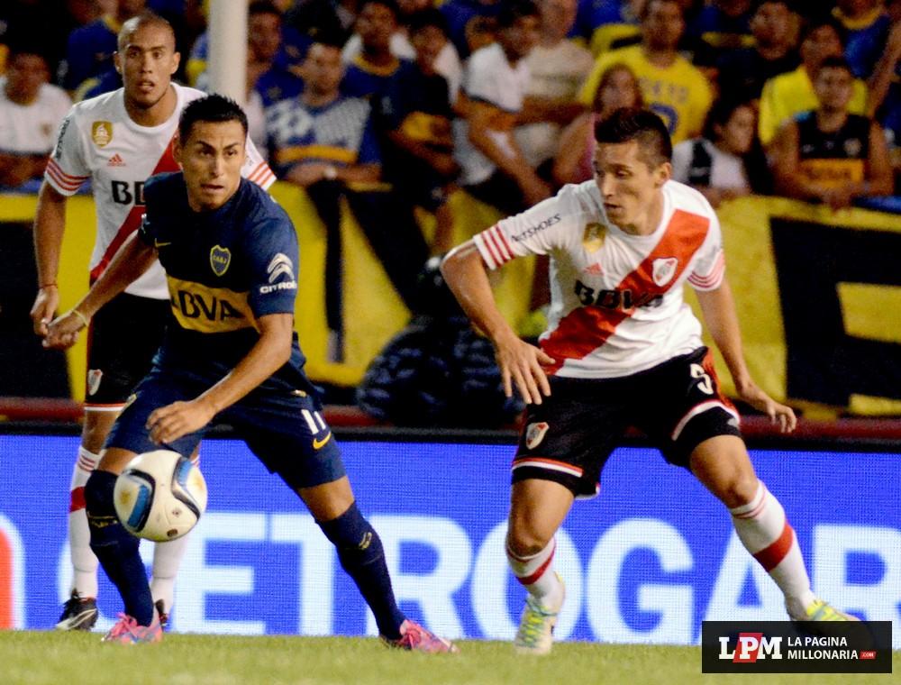 River vs Boca (Mar del Plata 2015) 88