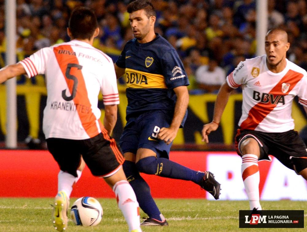 River vs Boca (Mar del Plata 2015) 89