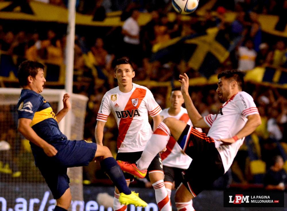 River vs Boca (Mar del Plata 2015) 90