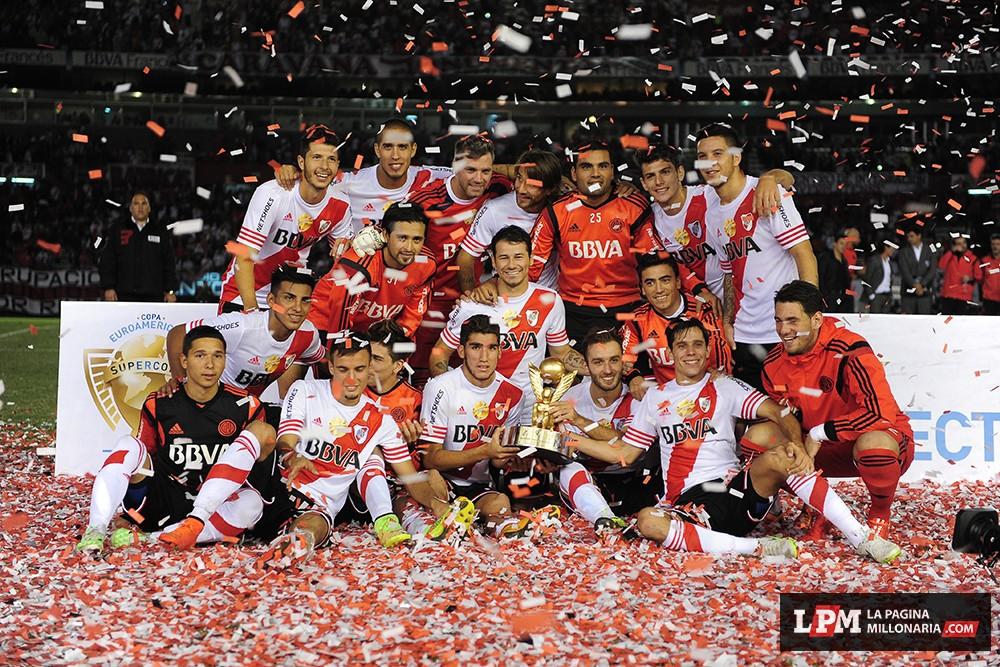 River vs Sevilla (Supercopa Euroamericana - Marzo 2015) 1