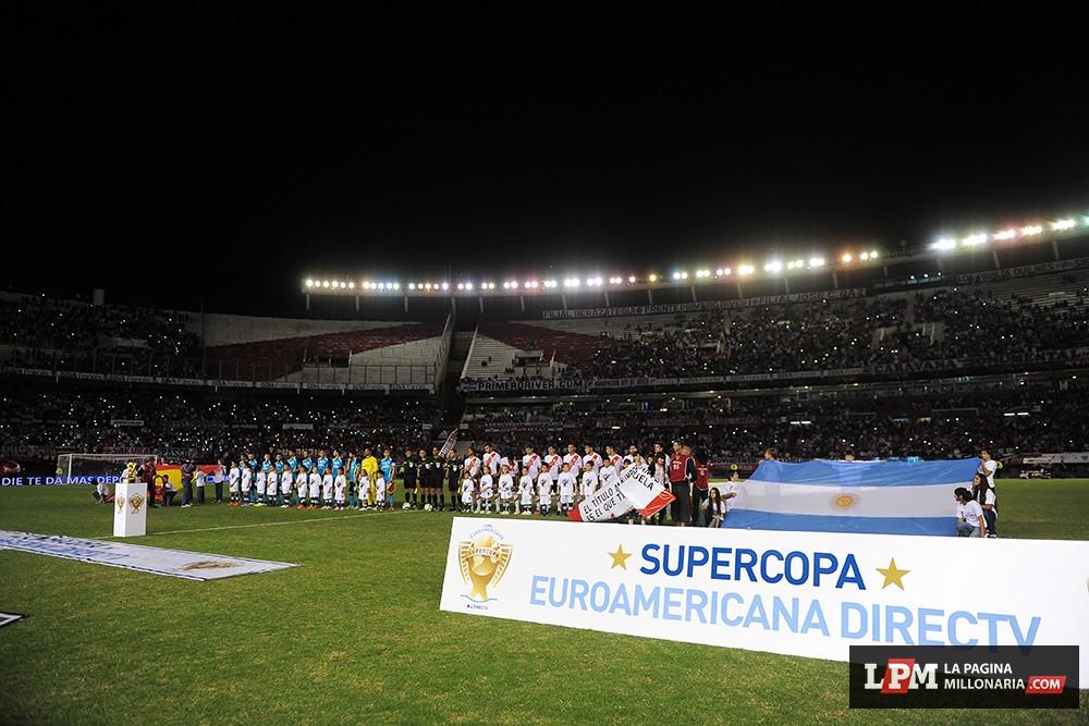 River vs Sevilla (Supercopa Euroamericana - Marzo 2015) 7