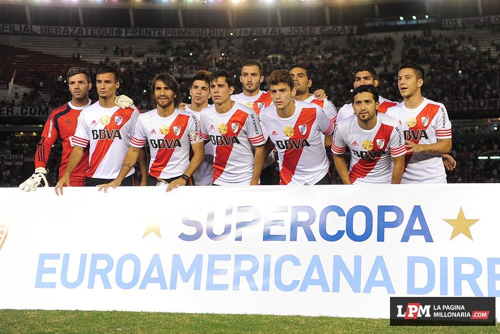 River vs Sevilla (Supercopa Euroamericana - Marzo 2015) 8