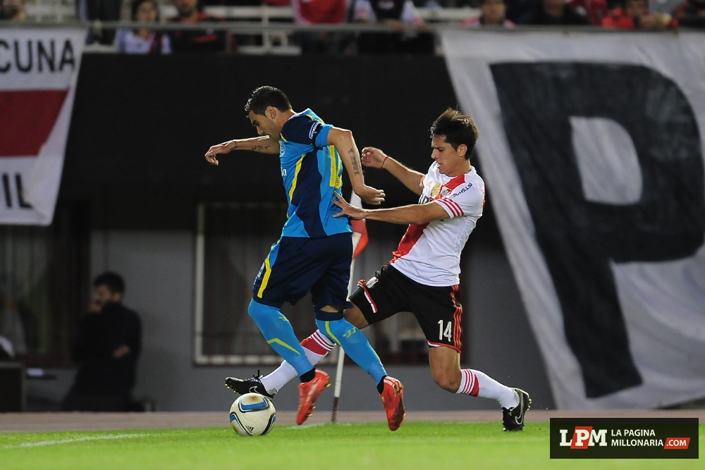 River vs Sevilla (Supercopa Euroamericana - Marzo 2015) 11