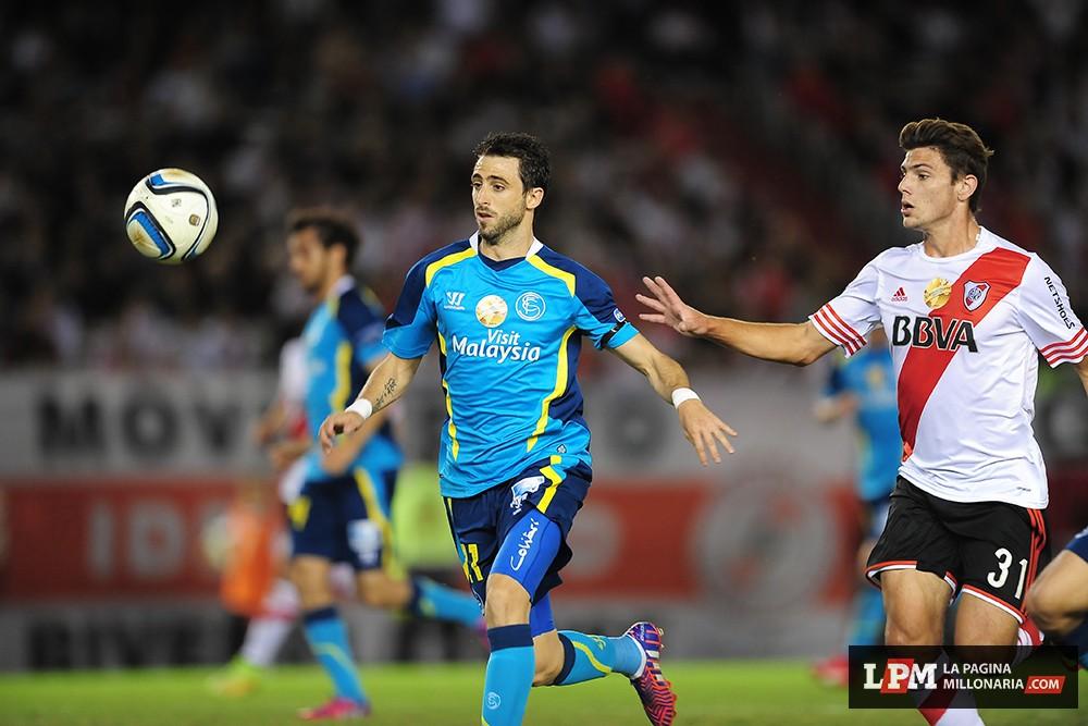 River vs Sevilla (Supercopa Euroamericana - Marzo 2015) 12