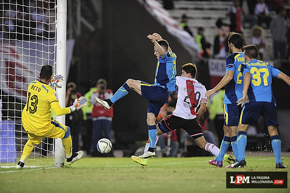 River vs Sevilla (Supercopa Euroamericana - Marzo 2015) 33