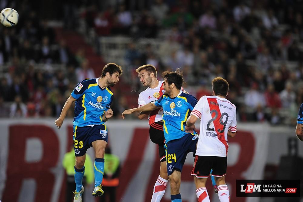 River vs Sevilla (Supercopa Euroamericana - Marzo 2015) 36