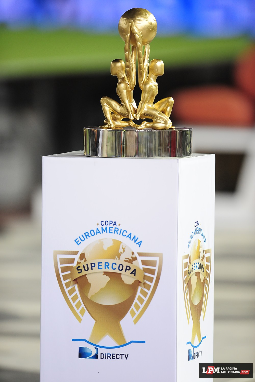 River vs Sevilla (Supercopa Euroamericana - Marzo 2015) 37