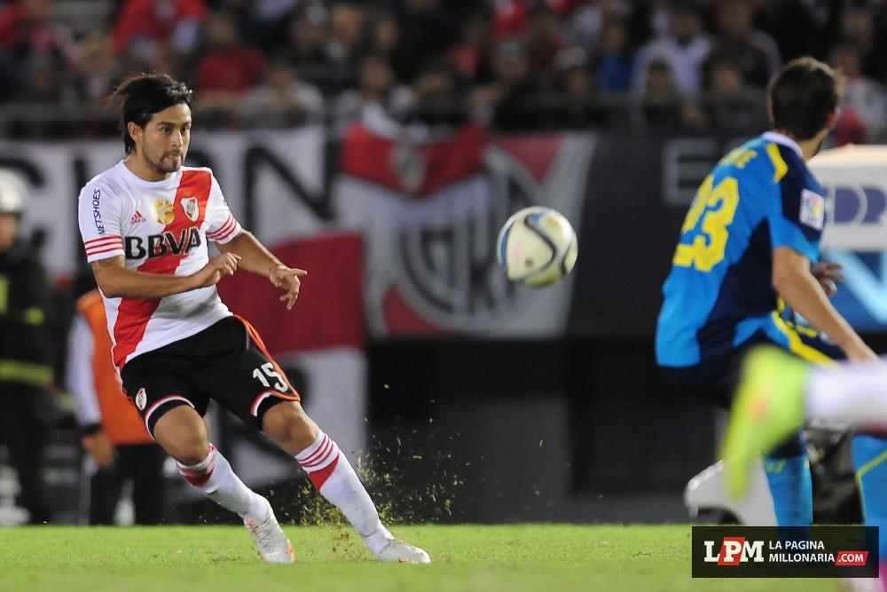 River vs Sevilla (Supercopa Euroamericana - Marzo 2015) 41