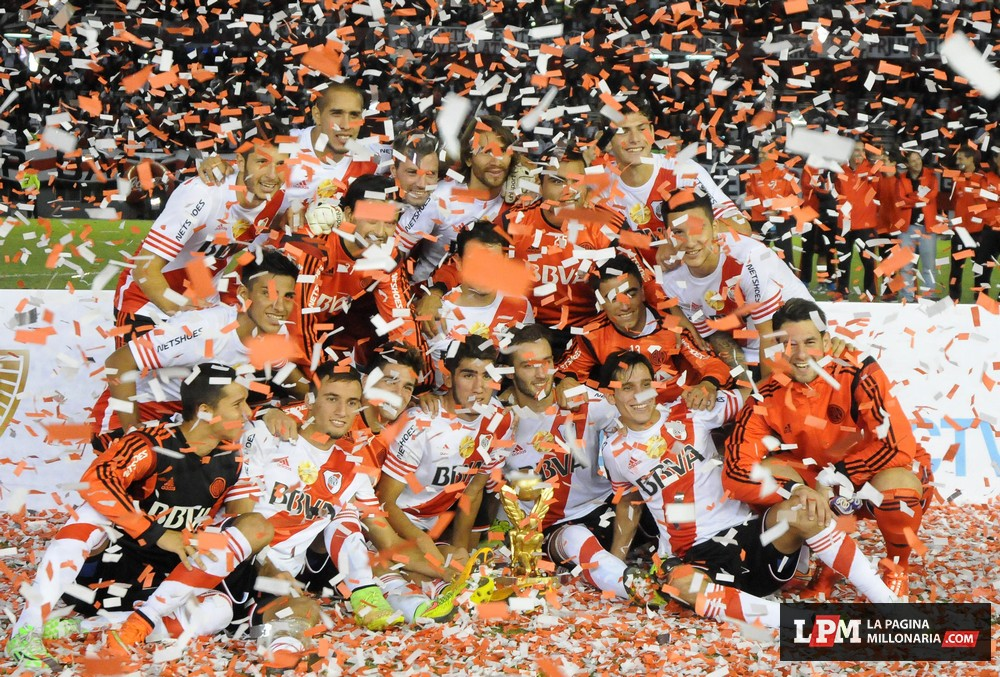 River vs Sevilla (Supercopa Euroamericana - Marzo 2015) 44