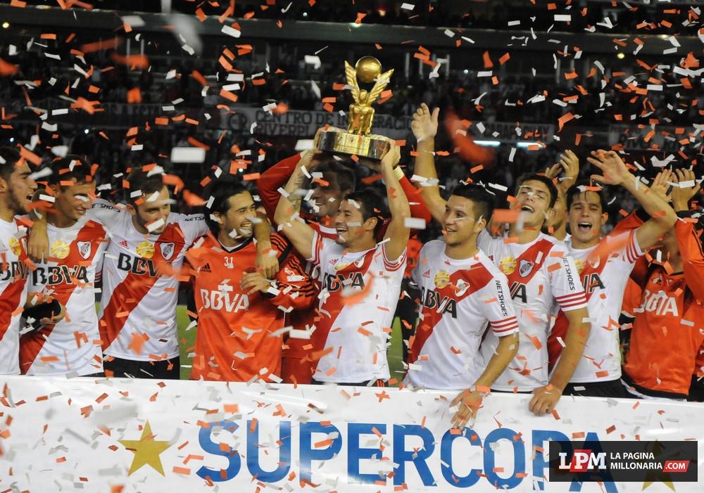 River vs Sevilla (Supercopa Euroamericana - Marzo 2015) 45
