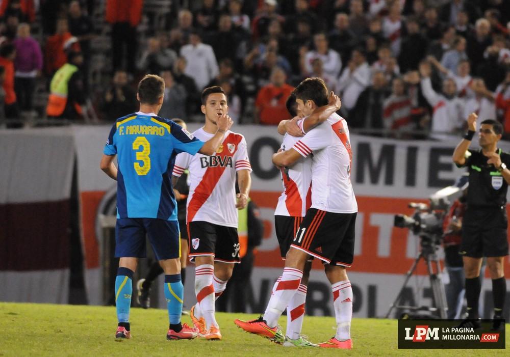 River vs Sevilla (Supercopa Euroamericana - Marzo 2015) 47
