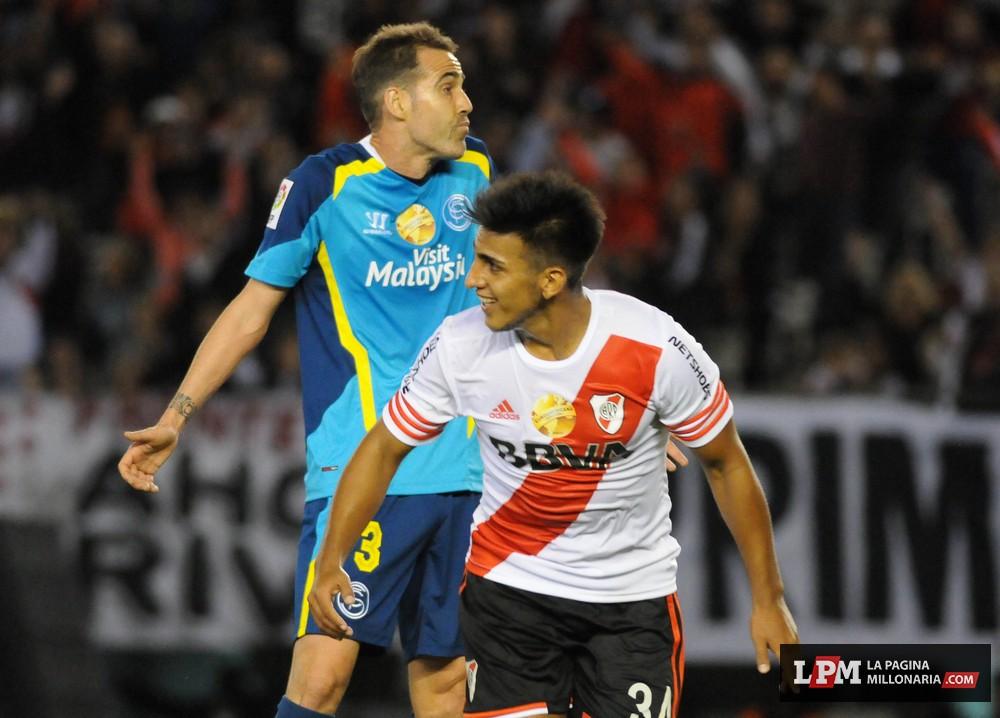 River vs Sevilla (Supercopa Euroamericana - Marzo 2015) 51