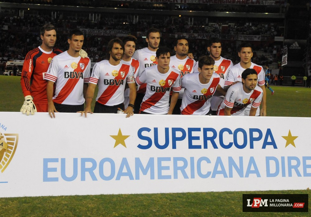 River vs Sevilla (Supercopa Euroamericana - Marzo 2015) 56
