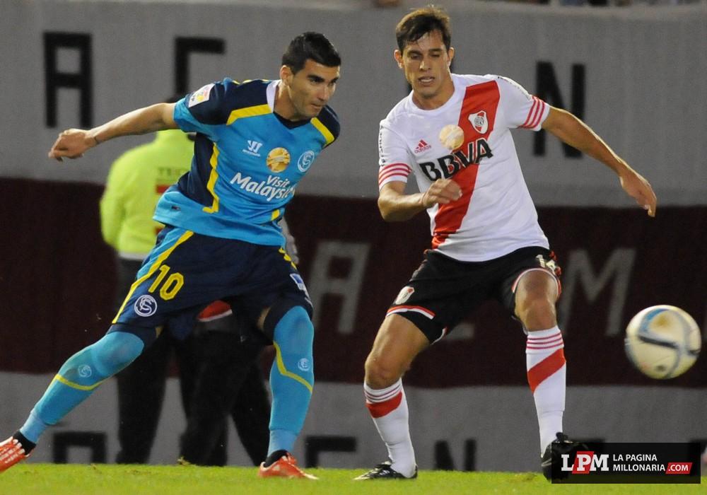 River vs Sevilla (Supercopa Euroamericana - Marzo 2015) 59