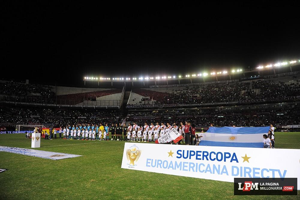 River vs Sevilla (Supercopa Euroamericana - Marzo 2015) 61