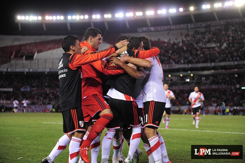 River vs Sevilla (Supercopa Euroamericana - Marzo 2015) 62