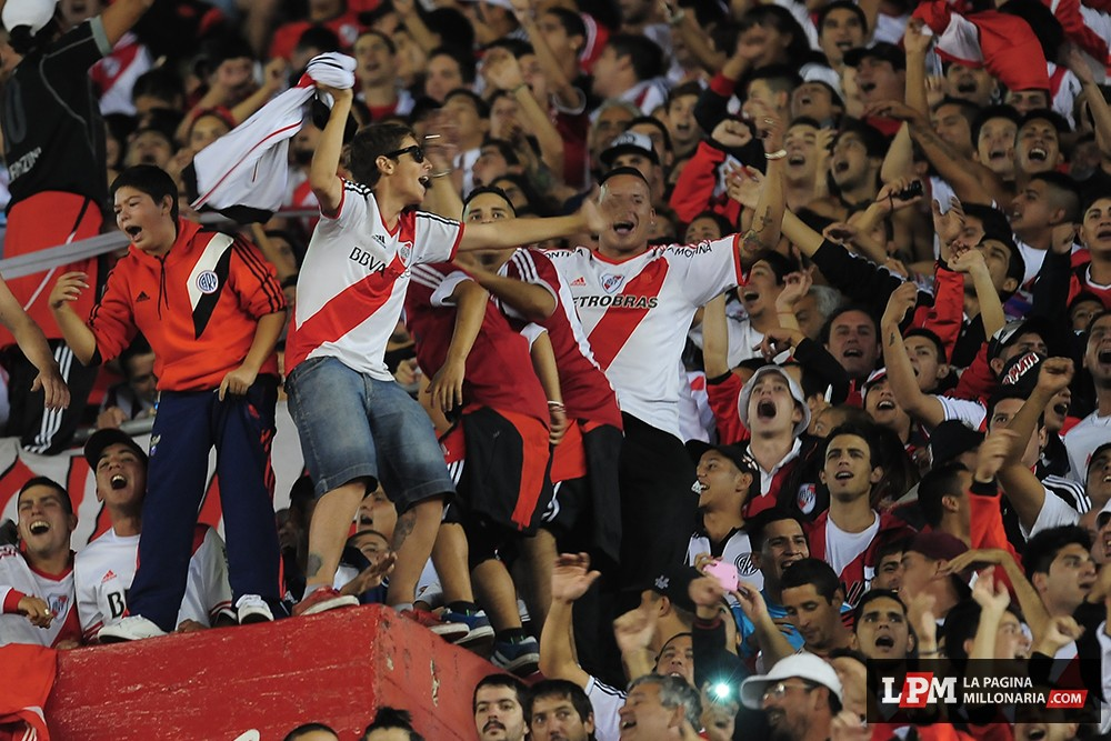 River vs Sevilla (Supercopa Euroamericana - Marzo 2015) 67