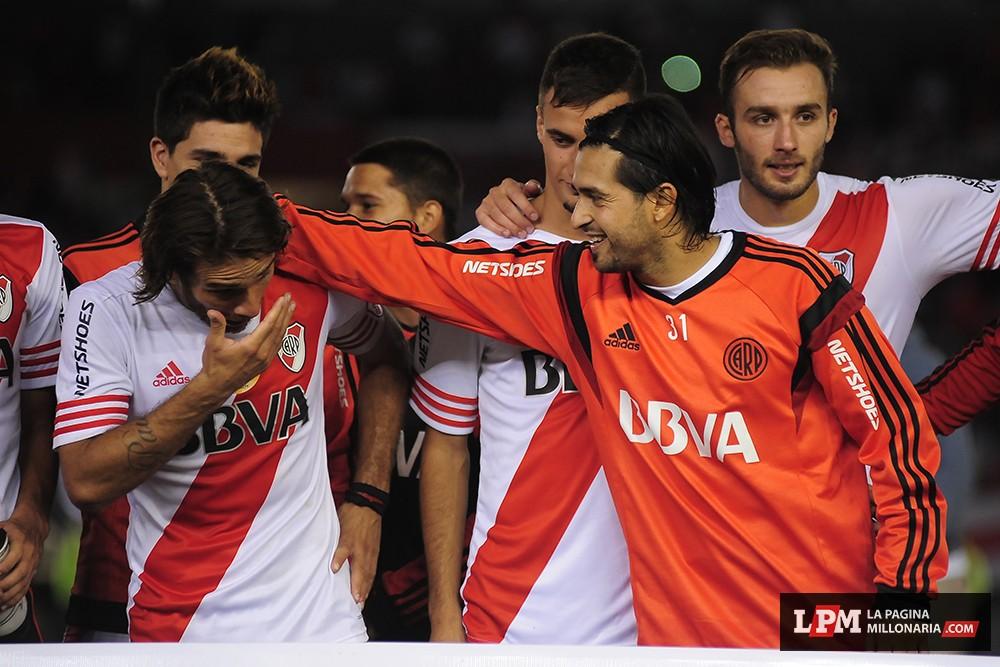River vs Sevilla (Supercopa Euroamericana - Marzo 2015) 68