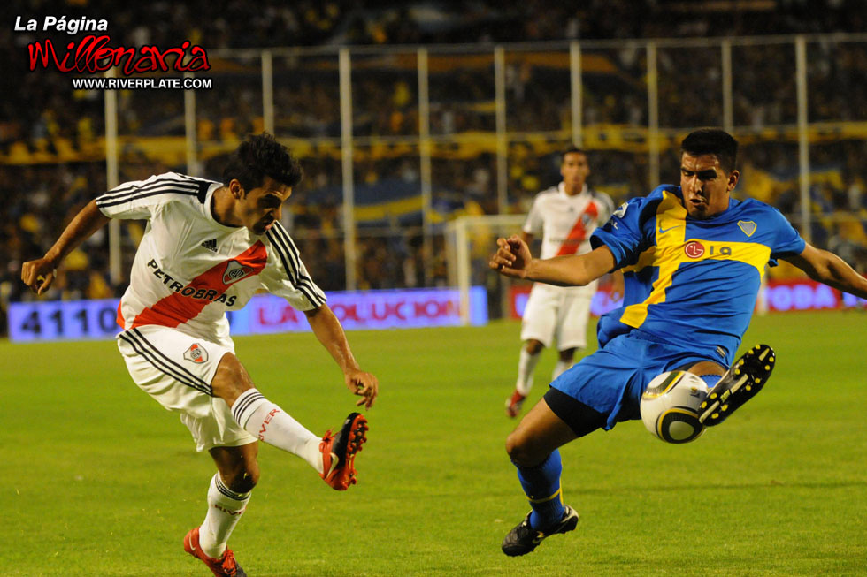 River Plate vs Boca Juniors (Mendoza 2010)