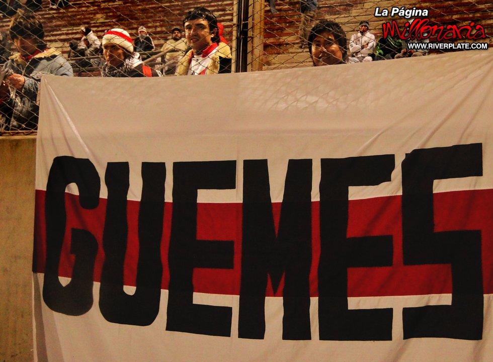 River Plate vs Gimnasia de Jujuy (Salta 2010) 10
