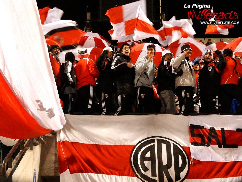 River Plate vs Gimnasia de Jujuy (Salta 2010) 45