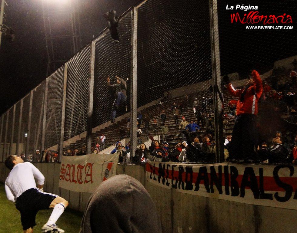River Plate vs Gimnasia de Jujuy (Salta 2010) 70