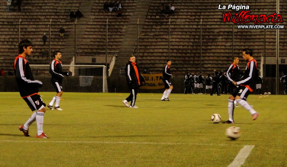 River Plate vs Gimnasia de Jujuy (Salta 2010) 72