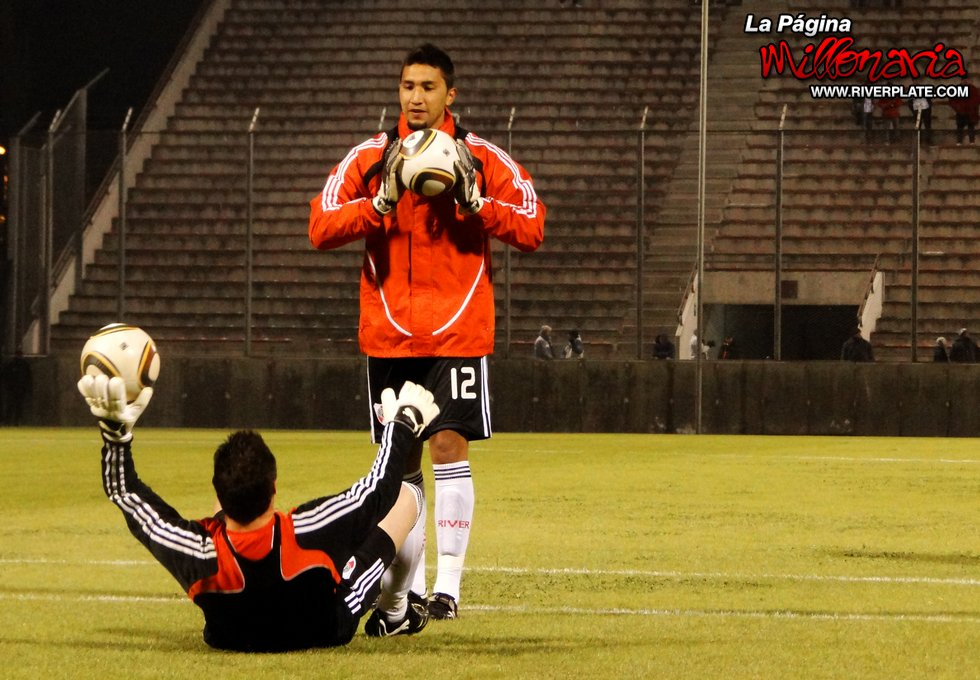 River Plate vs Gimnasia de Jujuy (Salta 2010) 74