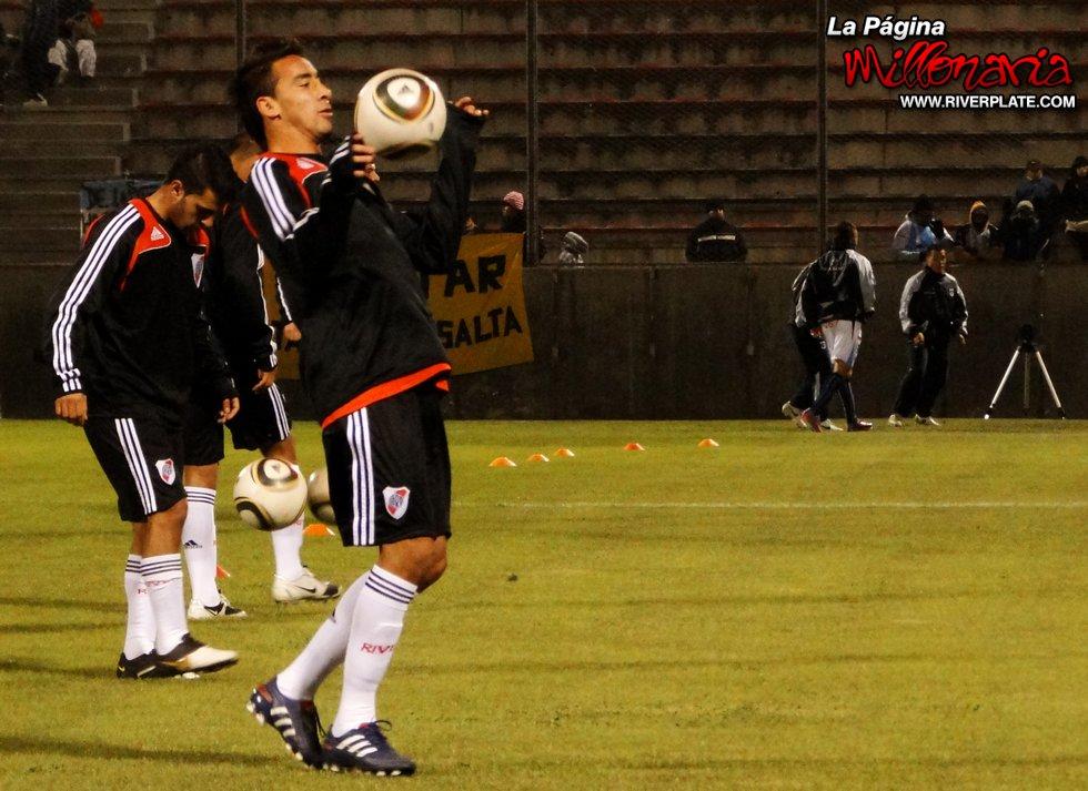 River Plate vs Gimnasia de Jujuy (Salta 2010) 76
