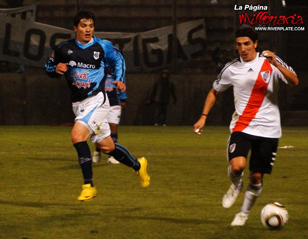 River Plate vs Gimnasia de Jujuy (Salta 2010) 80