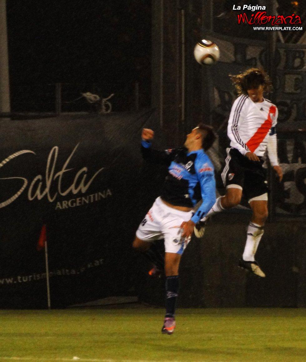 River Plate vs Gimnasia de Jujuy (Salta 2010) 81