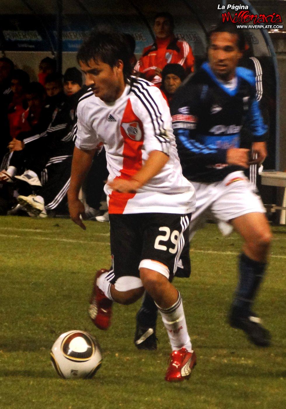 River Plate vs Gimnasia de Jujuy (Salta 2010) 82