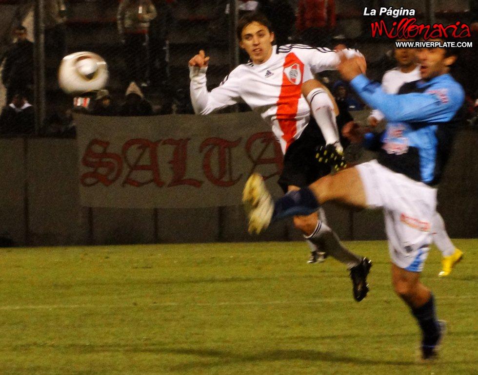 River Plate vs Gimnasia de Jujuy (Salta 2010) 85
