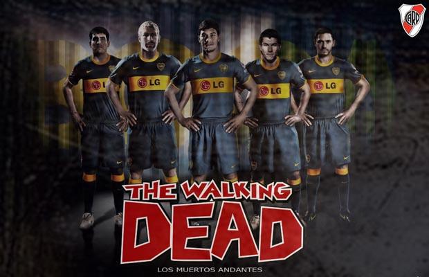 Afiches Superclásico 2010 - Enviados por los hinchas 1