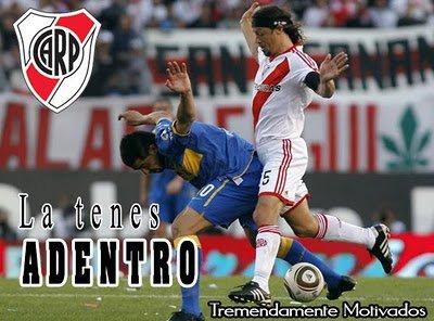 Afiches Superclásico 2010 - Enviados por los hinchas 6
