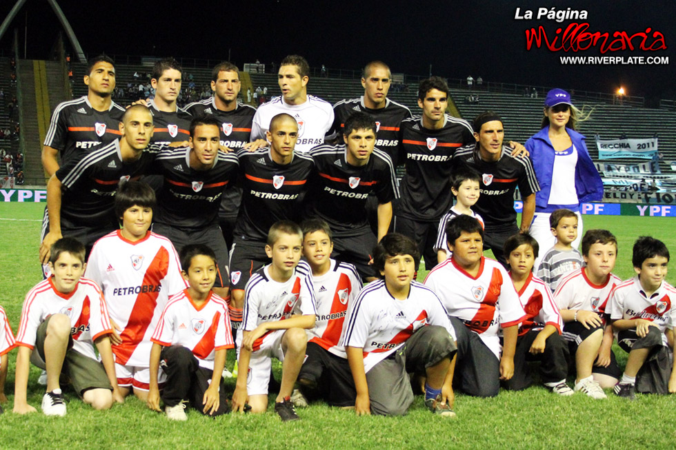 River Plate vs Racing (Mar del Plata 2011) 1