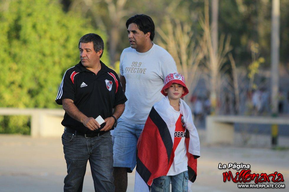 La previa de River Plate vs. Boca Juniors (Mendoza 2011) 3