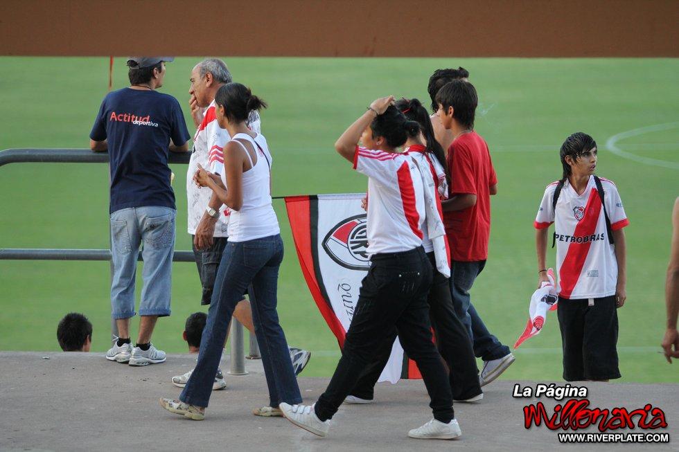 La previa de River Plate vs. Boca Juniors (Mendoza 2011) 6